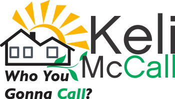 Senior 55+ Real Estate Kelihome.com Keli McCall Realtor Logo