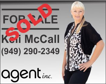 Senior 55+ Real Estate Kelihome.com Keli McCall Realtor For Sale Sign